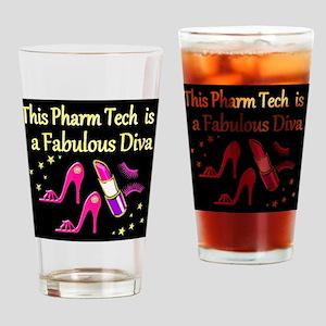 PHARM TECH DIVA Drinking Glass