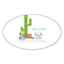 AzLA Conference Hike Sticker
