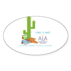 AzLA Conference Hike Decal