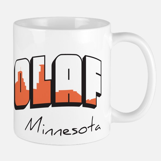 Golden Girls - St. Olaf Mug