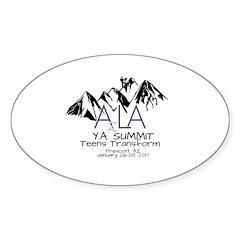 YA Summit 2017 Decal