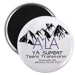 YA Summit 2017 Magnets