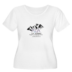 YA Summit 2017 Plus Size T-Shirt