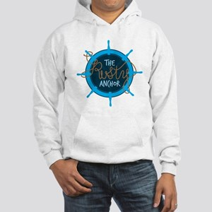 The Rusty Anchor Hooded Sweatshirt