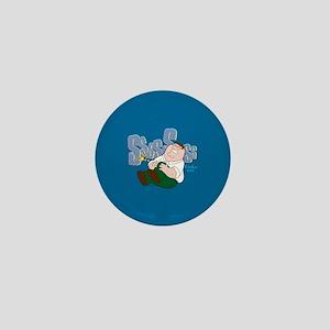 Family Guy Peter Sssss Mini Button