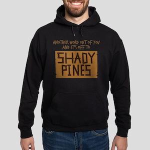 Shady Pines Hoodie (dark)