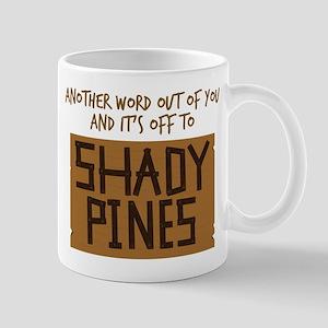 Shady Pines Mug
