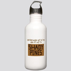 Shady Pines Stainless Water Bottle 1.0L