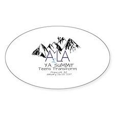 YA Summit 2017 Sticker