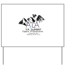 YA Summit 2017 Yard Sign