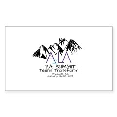 YA Summit 2017 Decal