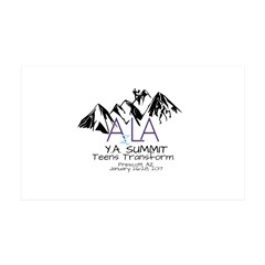 YA Summit 2017 Wall Decal