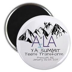 YA Summit 2017 Magnets
