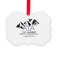 YA Summit 2017 Ornament