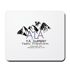 YA Summit 2017 Mousepad