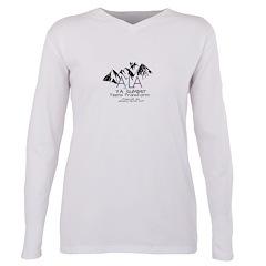 YA Summit 2017 Plus Size Long Sleeve Tee