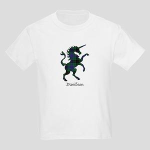 Unicorn - Davidson Kids Light T-Shirt