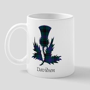 Thistle - Davidson Mug