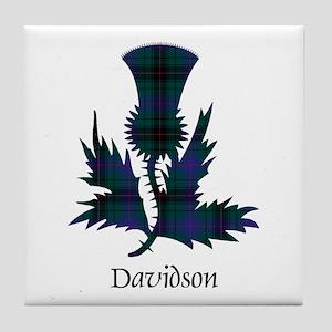 Thistle - Davidson Tile Coaster