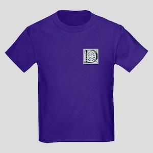 Monogram - Davidson Kids Dark T-Shirt