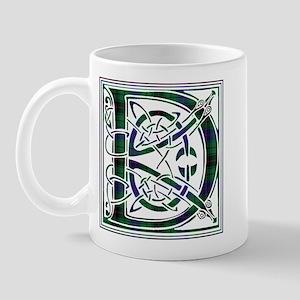 Monogram - Davidson Mug