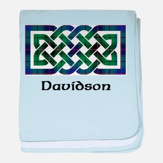 Knot - Davidson baby blanket