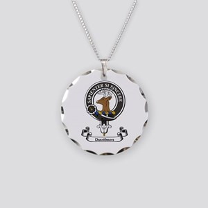 Badge - Davidson Necklace Circle Charm