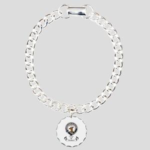 Badge - Davidson Charm Bracelet, One Charm
