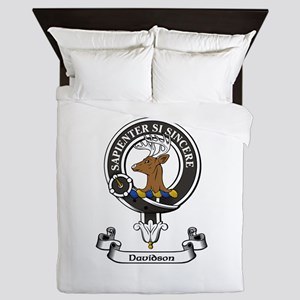 Badge - Davidson Queen Duvet