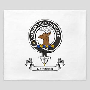 Badge - Davidson King Duvet