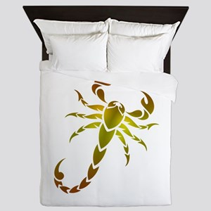 Scorpion Queen Duvet