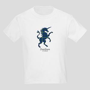 Unicorn-DavidsonTulloch Kids Light T-Shirt