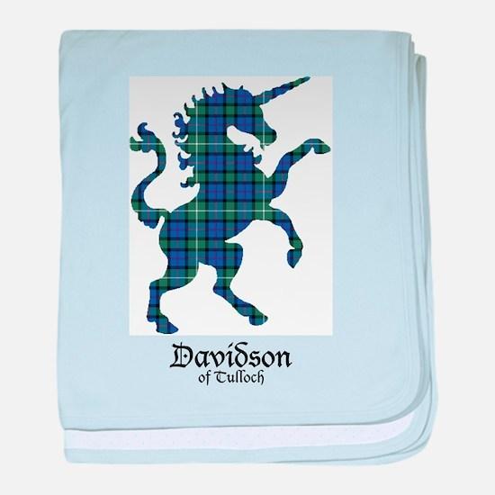 Unicorn-DavidsonTulloch baby blanket