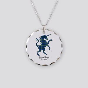 Unicorn-DavidsonTulloch Necklace Circle Charm
