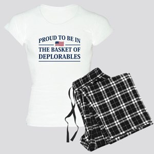 The Basket Of Deplorables Pajamas