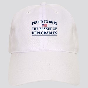 The Basket Of Deplorables Baseball Cap