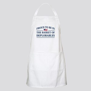 The Basket Of Deplorables Apron