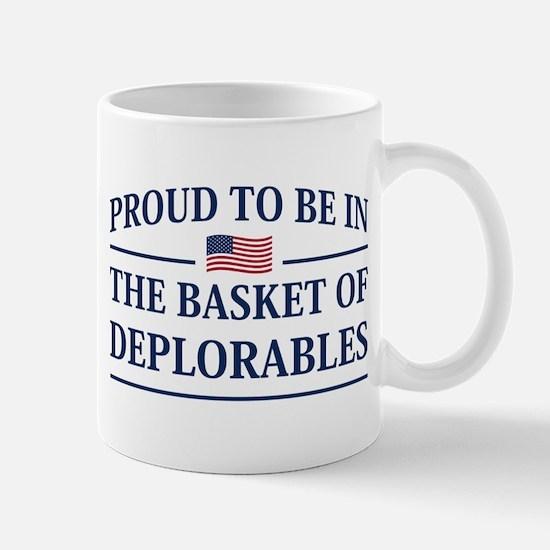 The Basket Of Deplorables Mugs