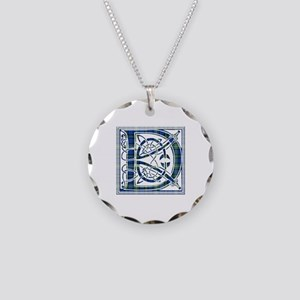 Monogram - Davidson of Tulloch Necklace Circle Cha