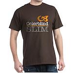 Colorblindslimlogowhite T-Shirt