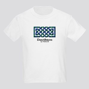 Knot - Davidson of Tulloch Kids Light T-Shirt