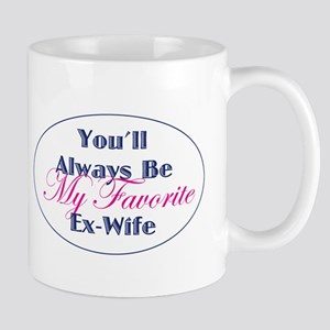 Favorite Ex-Wife Mugs