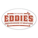 Eddie's Smokehouse & Seafood Sticker