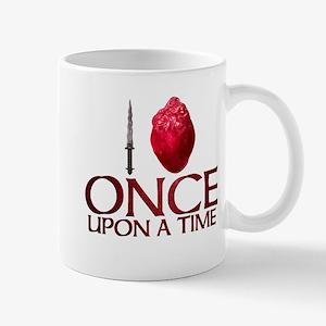 I Heart Once Upon a Time Mug