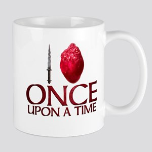 I Heart Once Upon a Time Mug