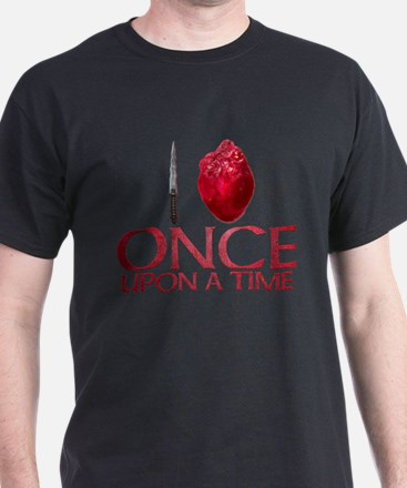 I Heart Once Upon a Time T-Shirt