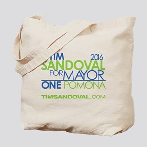 Sandoval for Mayor Tote Bag