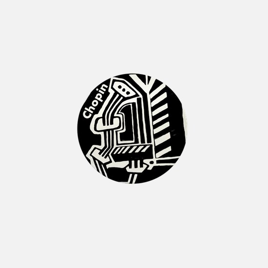 Frederic Chopin Mini Button (10 pack)