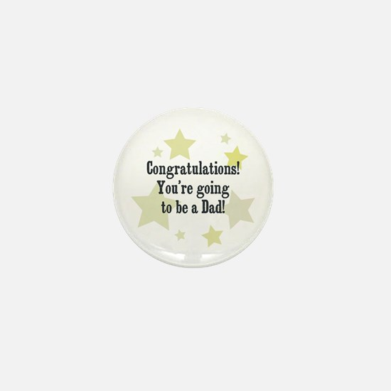 Congratulations! You're going Mini Button