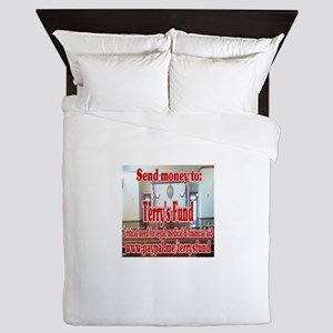 Terry's Fund Support the Arts Queen Duvet